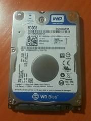 Жесткий диск 500ГБ для ноутбука (в отличном состоянии).