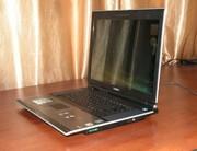 Большой ноутбук Asus A7M (хорошее состояние).