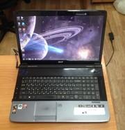 Мощный,  большой ноутбук Acer Aspire 7535.