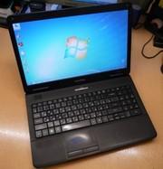 Ноутбук eMachines E527 (батарея 3 часа).