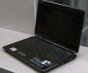 Большой ноутбук Asus K70IJ.