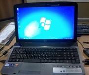Игровой ноутбук Acer Aspire 5738ZG.