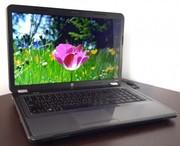 Большой ноутбук HP Pavilion G7 (3 ядра,  3 гига).