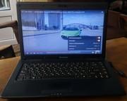 Игровой ноутбук Lenovo G460 (танки,  дота).