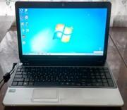 Ноутбук eMachines E730Z (Сore I3,  4 гига).