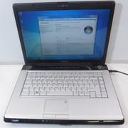 Ноутбук Toshiba Satellite A200 (тянет танки).